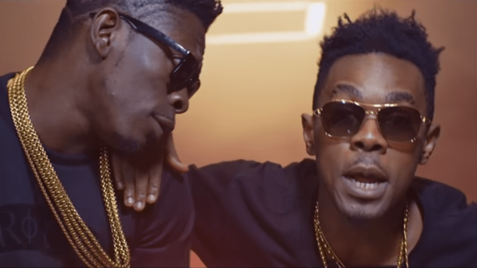 DOWNLOAD VIDEO: Shatta Wale ft. Patoranking – Romantic